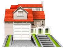 A house Stock Image
