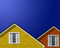 House illustrations Stock Photo