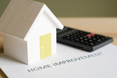 House improvement Royalty Free Stock Image