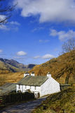 House In Lake District Royalty Free Stock Photos