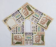 House - Indian Currency royalty free stock images