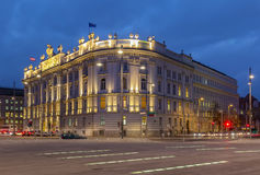 House of industry, Vienna Royalty Free Stock Photography