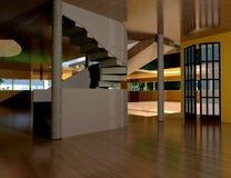 house inom Arkivfoto