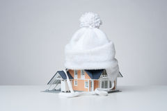 House insulation Royalty Free Stock Image