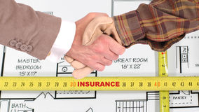 House insurance Stock Image
