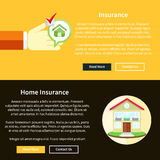House Insurance Concept Stock Photos