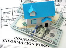 House insurance Royalty Free Stock Image