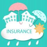 House insurance Stock Image