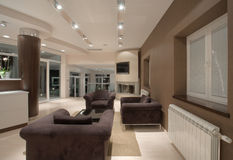 House Interior Royalty Free Stock Photography