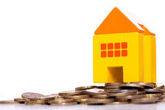 House investment Royalty Free Stock Images