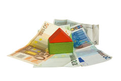 House investment concept stock image