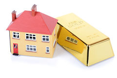 House investment Stock Photo