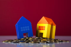 House investment Stock Images