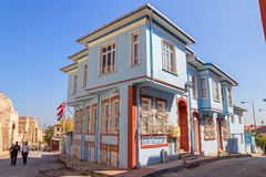 House in Istanbul Royalty Free Stock Photo