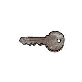 House item key stamp Stock Images