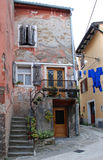 House in Izola Royalty Free Stock Photos