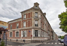 The house of Jules Verne in Amiens Stock Photo