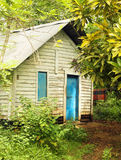 House in the jungle Royalty Free Stock Photos