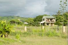 House jungle montanita ecuador Royalty Free Stock Photography