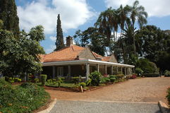 House of Karen Blixen Royalty Free Stock Images