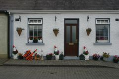House in Kells royalty free stock photography