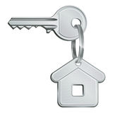 House key vector illustration
