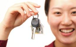 House key Stock Photos