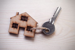 House and key Stock Images