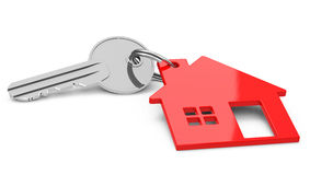 The house key Royalty Free Stock Photos