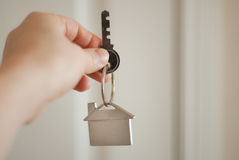 House key real estate concept Stock Photography
