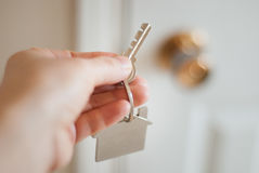 House key real estate concept Stock Image