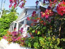 A house in Key West Royalty Free Stock Photos