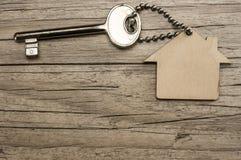 New house key Royalty Free Stock Photography