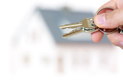 House keys Stock Photography