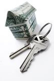 House keys Royalty Free Stock Images