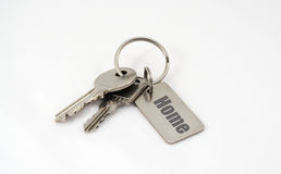 House keys. Stock Image