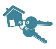 Free House Keys Stock Images - 46993444
