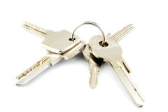 House keys / key Royalty Free Stock Photo