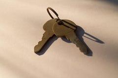 House keys Royalty Free Stock Photography
