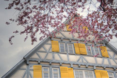 House in Kirchheim Teck Stock Photography