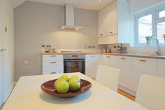 House kitchen Stock Photography