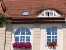 House in Klaipeda Royalty Free Stock Photos
