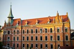 House in krakow Stock Photo