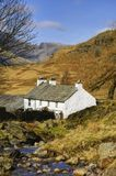 House in Lake District Royalty Free Stock Photography