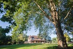 House Landscape Royalty Free Stock Image