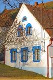 house lantligt Arkivbild