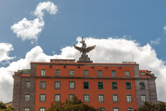 House. Las Palmas de Gran Canaria. The Canary Islands. Spain Royalty Free Stock Photos