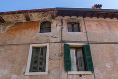 House in Lazise Royalty Free Stock Photography