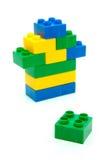 house legoen Arkivfoton