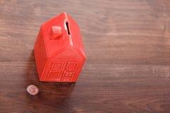 House like cash box. Stock Photography